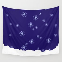A Winter's tale Wall Tapestry