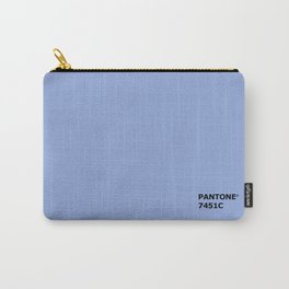 PANTONE 7451C Carry-All Pouch