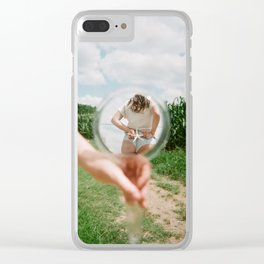 AA Clear iPhone Case