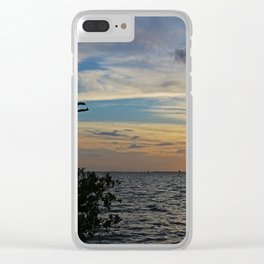 Until I Say Goodbye Clear iPhone Case