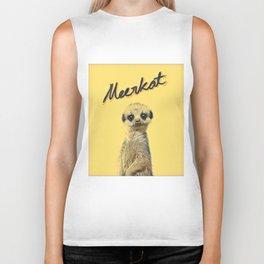 Meerkat | Yellowcard NO.1 Biker Tank