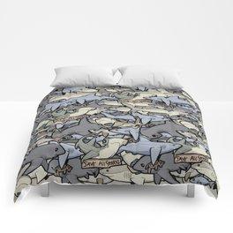 Save ALL Sharks! Comforters