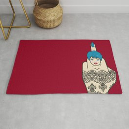 F#@% Perfect Rug