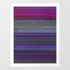 Crystal II Art Print