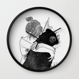 You're my favorite city. Wall Clock