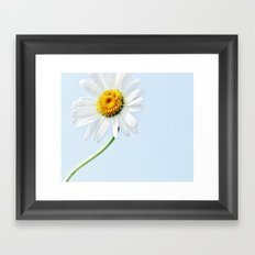 UP UP IN THE SKY Framed Art Print