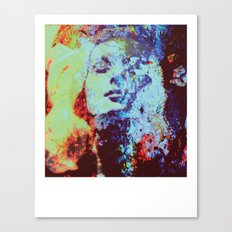Veronica Canvas Print