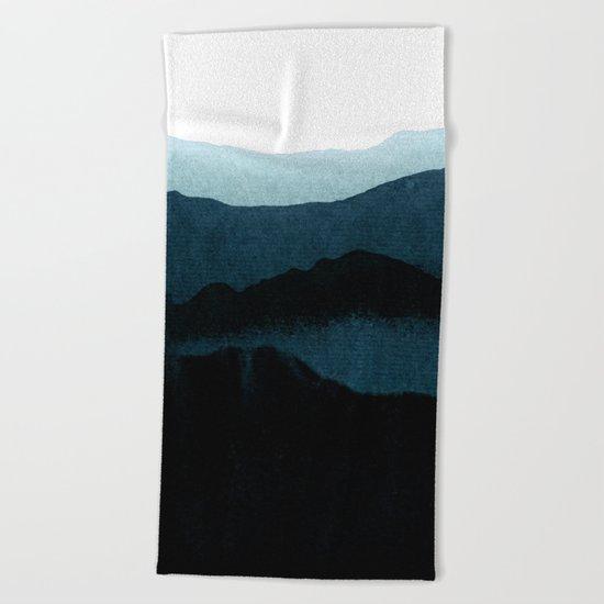 igneous rocks 3 Beach Towel