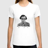 woody allen T-shirts featuring Woody Allen by OnaVonVerdoux
