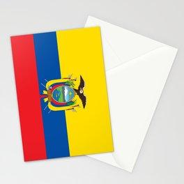Ecuador Stationery Cards