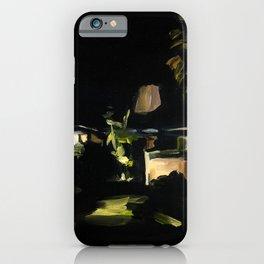 Miami Nocturne iPhone Case