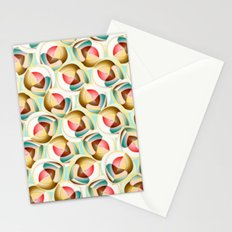 Translucent glass objects Stationery Cards