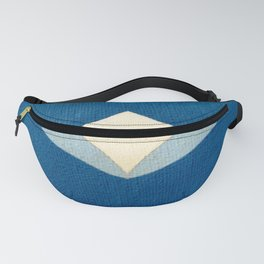 Lucha Libre Mask 3 Fanny Pack