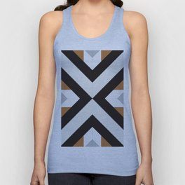 Abstract pattern XII Unisex Tank Top