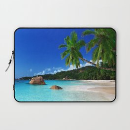Turquoise Waters Laptop Sleeve