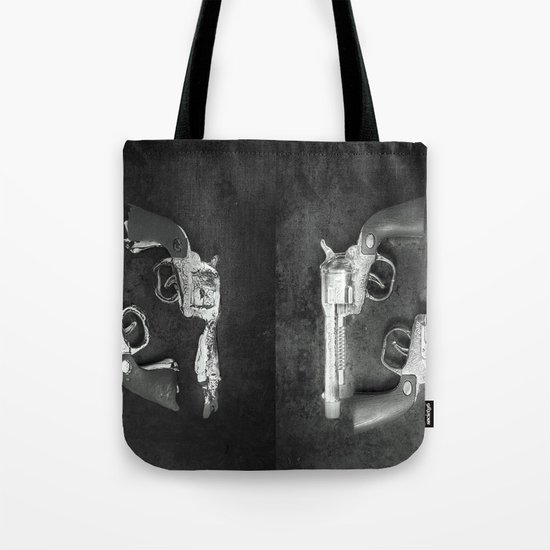 How the West was Lost Tote Bag