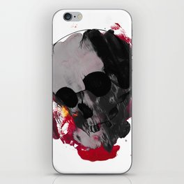 Off with my head iPhone Skin