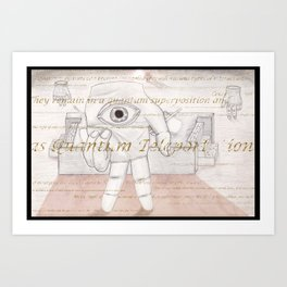 Birth Place Art Print