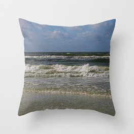 Oh That Breeze Throw Pillow