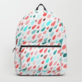 Rainy Day Pattern Backpack