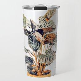 Botany || #illustration #painting #nature Travel Mug