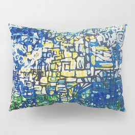Middle Of The Ocean Pillow Sham