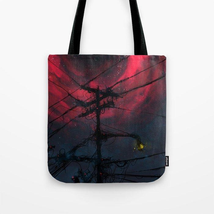 N.  Neighborhood Tote Bag