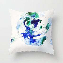 Orbit Throw Pillow