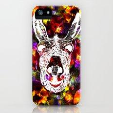 Wonky Donkey Flower  iPhone (5, 5s) Slim Case