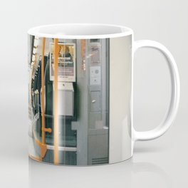 Ride the Subway Coffee Mug