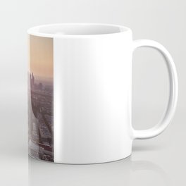 Sunset Skyline Coffee Mug