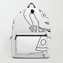 PIZZA PAPI (EYES OF THE CHEST 2) Backpack