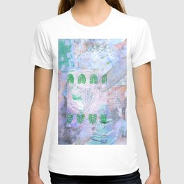 S++ Angel rice up and down T-shirt