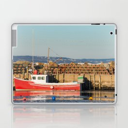 Mill Cove Lobstering Laptop & iPad Skin