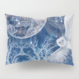 The Temple of the Full Moon Pillow Sham