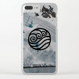 Southern Water Tribe Clear iPhone Case