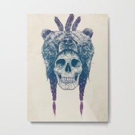 Dead shaman Metal Print