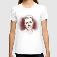 dean winchester T-shirts featuring Dean Winchester. Hurt by Armellin