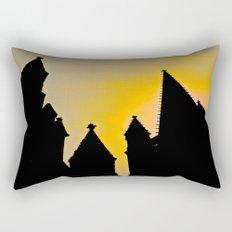 Steeple Sunrise Rectangular Pillow