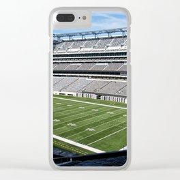 Metlife Stadium Clear iPhone Case