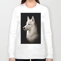 zelda Long Sleeve T-shirts featuring Zelda by Paw Prints By Jamie