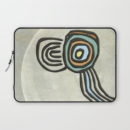 Tribal Maps - Magical Mazes #01 Laptop Sleeve