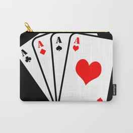 Four Aces Carry-All Pouch
