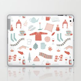 Hygge Cosy Things Laptop & iPad Skin