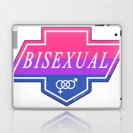 Identity Stamp: Bisexual Laptop & iPad Skin