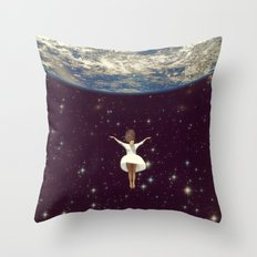 Let It All Go Throw Pillow
