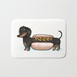 Hot Dog Bath Mat