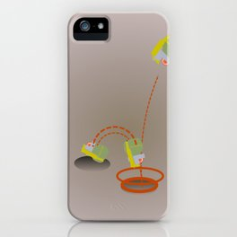 Chasing Paradise - Grenade iPhone Case