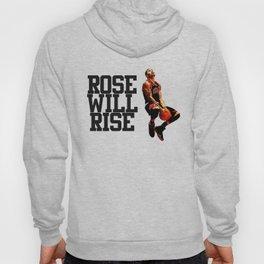 Derrick Rose Will Rise Hoody