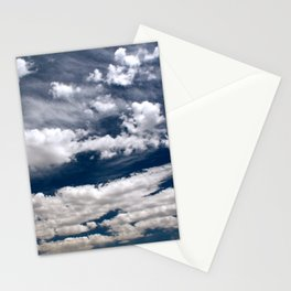 Clouds Over the Desert Stationery Cards